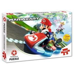 Mario Kart Fun Racer Puzzle